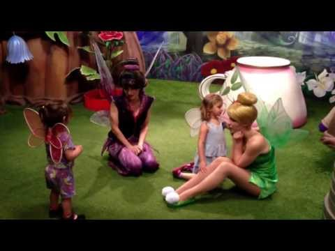Meet the Fairies - Disney World 2013