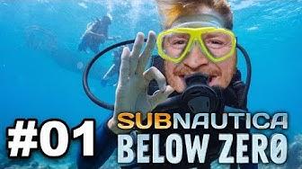 Die Sucht beginnt erneut! | Subnautica Below Zero [Deutsch] [#01]