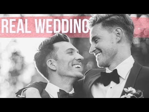 Real Wedding: Remy & Travis
