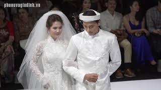 Ngọc Trinh làm vedette, Diệu Nhi lần đầu catwalk, BB Trần nổi bật trong dàn mẫu