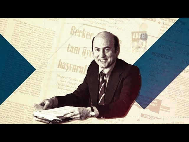TÜSİAD'ın ilk Başkanlık görevini üstlenen Feyyaz Berker'in anısına...