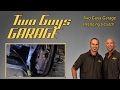 Replacing a Clutch on a Corvette | Two Guys Garage