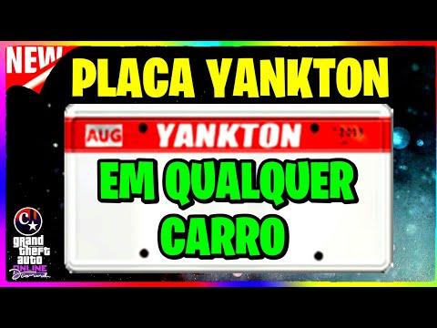 **NOVO** PLACA YANKTON EM QUALQUER CARRO - MÁGIC SLOT - G.C.T.F - GTA5 ONLINE/PS4/XBOX1/VERSÃO 1.50 - 동영상