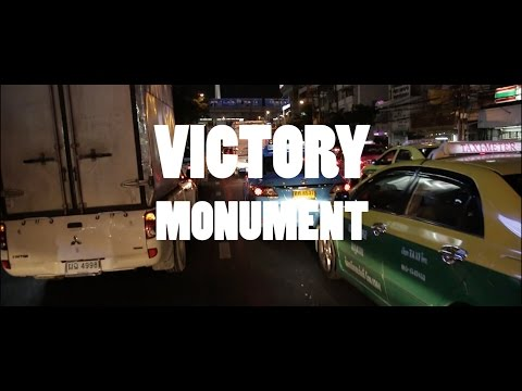 BKK NIGHT : VICTORY MONUMENT (อนุสาวรีย์ชัยสมรภูมิ)