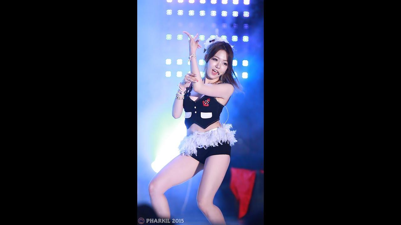 Korean Girl Wallpaper Desktop 직캠 Fancam 150520 밤비노 Bambino 은솔 댄스공연 씨스타 I Swear