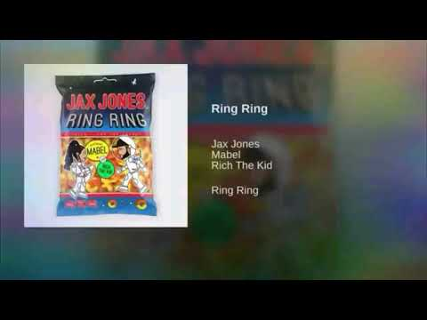 Jax Jones - Ring Ring (feat Mabel) [Clean Radio Edit] {with download link}