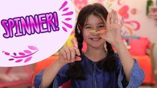 HAND SPINNER CASEIRO: COMO FAZER? ❤ MUNDO DA MENINA