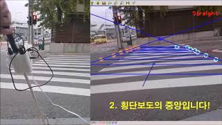 GPS, 영상처리 기반 시각장애인 보조장치