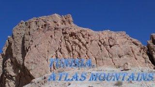 #Тунис. Древние Атласские #горы.(Атласские горы очень древние. Место расположения Атласских гор – это северная #Африка, точнее Марокко,..., 2016-10-24T12:47:48.000Z)