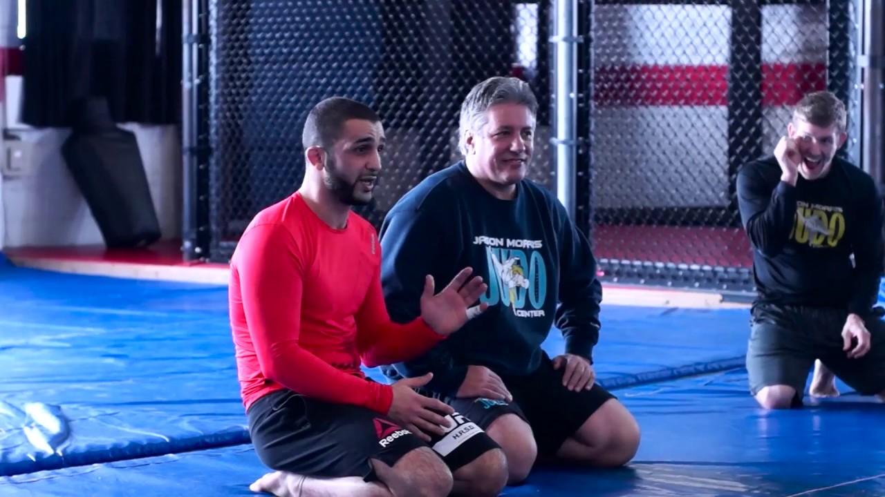 Judo vs Wrestling Post Seminar Sneak Peek - Jason Morris 4 X Olympian