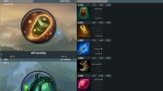 CHIME CLICKER !! (League of legends cookie clicker )