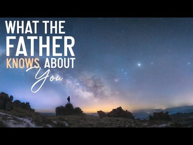 """4th Street COC 04/04/21 """"What the Father Knows about You"""""""