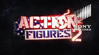 ACTION FIGURES 2 - Official Trailer | Sony Crackle
