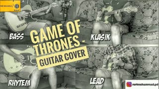 Game Of Thrones - Guitar Cover by Ruri Muhammad