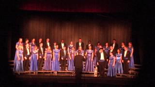 Grant High School - Royal Blues - Spring 2013 Concert - Small Voice