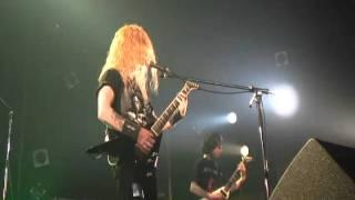 Rockカフェぽおるプレゼンツ「メタル祭」でのピコデスの映像。