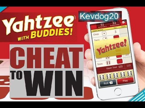 Yahtzee With Buddies Cheat Beat The Computer Everytime