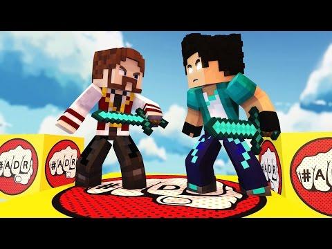 Minecraft: A BATALHA DA ADR ! - QUEM SERÁ O VENCEDOR ?!