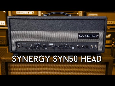 As Good As It Gets! Synergy Syn50 Head - Review