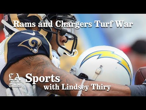 Chargers to Los Angeles: Turf war with the Rams?