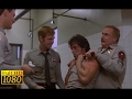 Rambo First Blood 1982 Escape From the Police Station Scene 1080p FULL HD