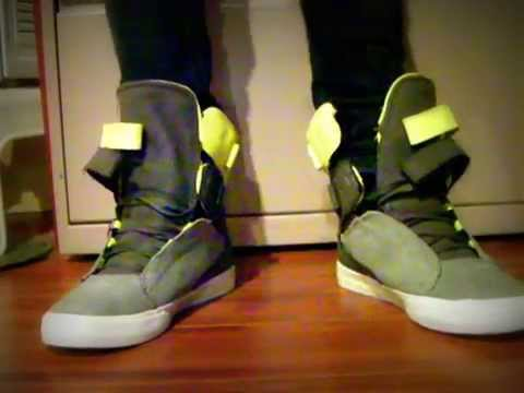 supra society how to wear