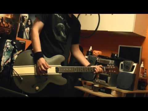Blink 182 Obvious Guitar Cover 2011