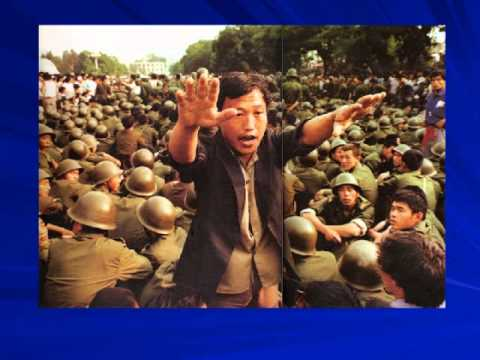 1989 Uprising in China