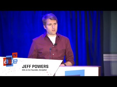 Jeff Powers (Occipital): The Commoditization of Positional Tracking