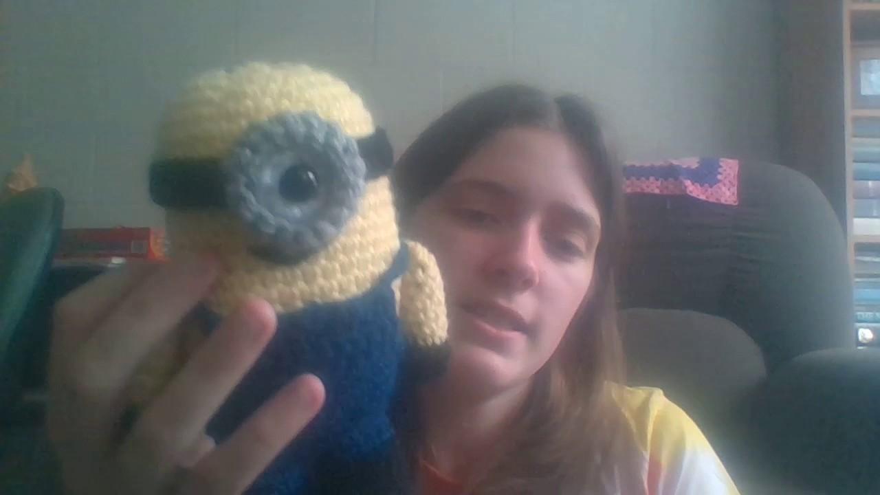 Amigurumi Bear Nose : All of my crochet amigurumi creactions youtube