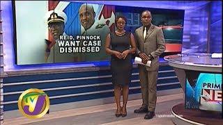 TVJ News: Reid, Pinnock Want Case Dismissed - January 23 2020