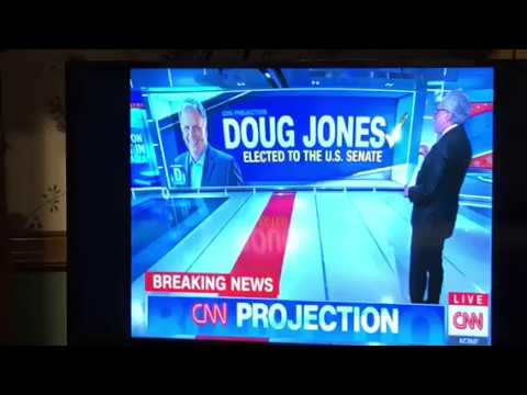 DEMOCRAT DOUG JONES WINS ALABAMA SENATE, MY MOM GOES NUTS