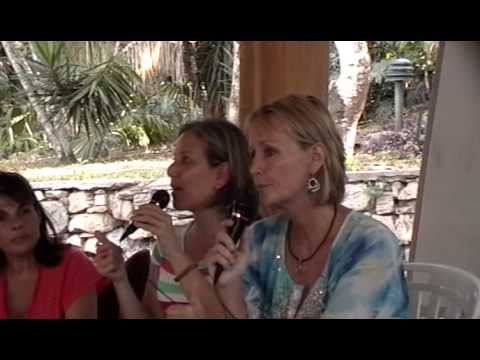 Jasmuheen en Caracas Venezuela.  DVD-5 de 10
