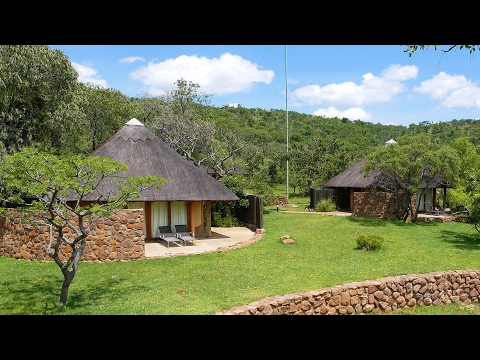 Safari Lodge Roomtour - Ekuthuleni Lodge - Welgevonden Game Reserve - Südafrika