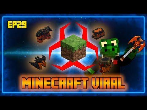 ☣ Minecraft Viral ☣ EP29: ➕ Mais Poder! ➕