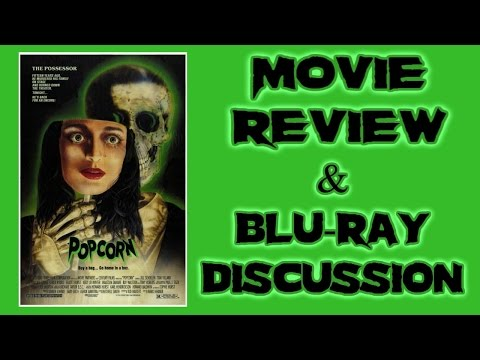 POPCORN (1991) - Movie Review/Blu-ray Discussion