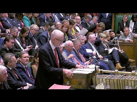 زعيم حزب العمال البريطاني: لن نصوت على اتفاق بريكست وهو أسوأ من اتفاق سابق رفضه المجلس ثلاث مرات…  - 13:54-2019 / 10 / 19