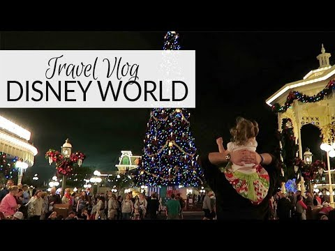 Travel Vlog | Walt Disney World | November 2017