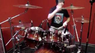 The Prodigy - Omen | Каста - Горячее время | Drum cover banana split