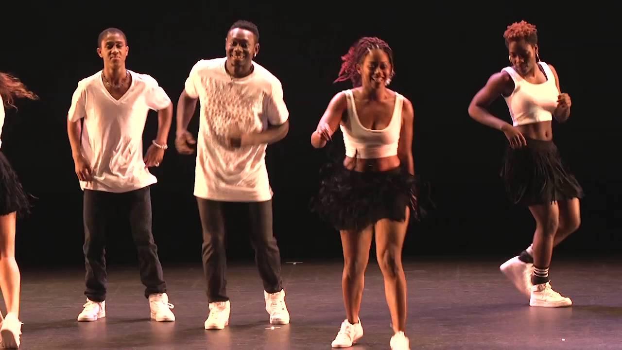 "DANCE This 2016 Gansango Dance ""Afro Beat"""