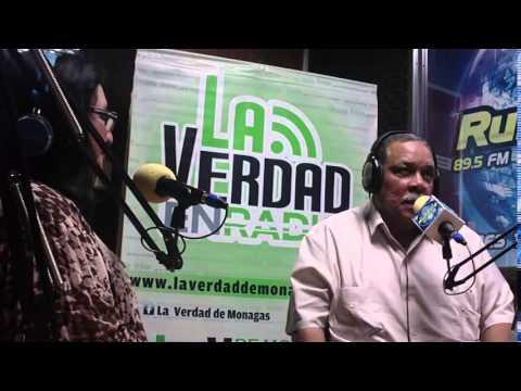 Entrevista a José Pinto en La Verdad Radio