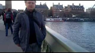 London Eye and Big Ben Clock Tower, Times River - London - Giath Gazal