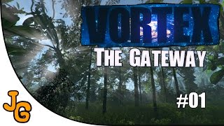 Vortex: The Gateway - Willkommen im Dschungel! - Let's Play #1 - Gameplay - Deutsch - HD thumbnail