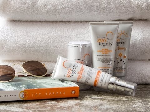 Suntegrity - Natural Sunscreen
