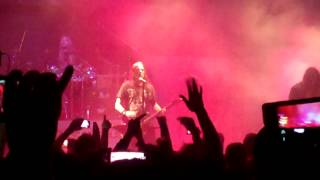 Hypocrisy - Valley Of The Damned, Mexico City, Circo Volador, Mayo 2014
