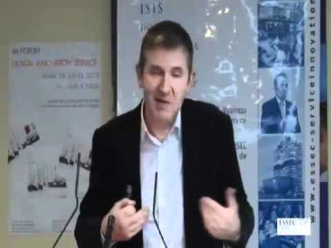 Design thinking vs. Design thinker, Jean-Louis Frechin, Forum DIS - ISIS- avril 2010