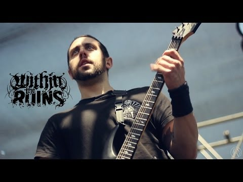 Within The Ruins - Solace Live @ Never Say Never 2014