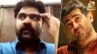 STR's Video reply to Ajith fans on his recent controversy