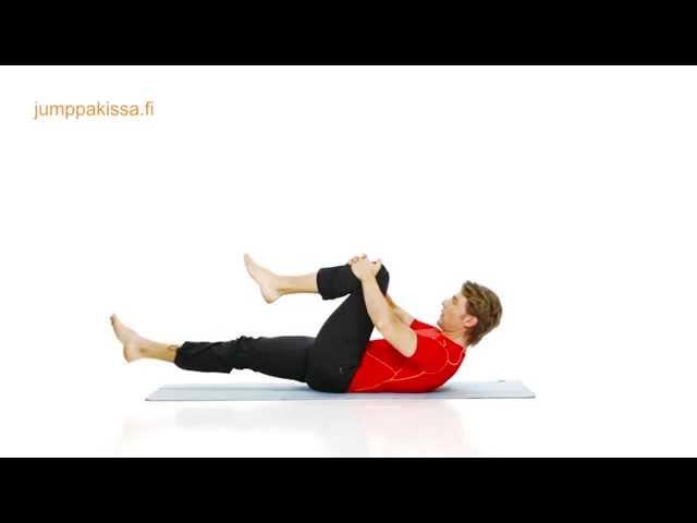 Kehitä kehonhallintaa ja lihasvoimaa ryhtijumpalla, osa 1