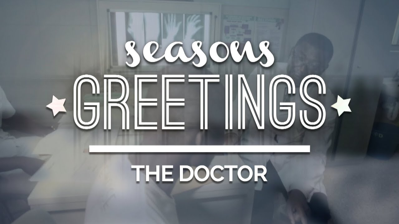 The Doctor Seasons Greetings From Ghana The Africa Channel Youtube